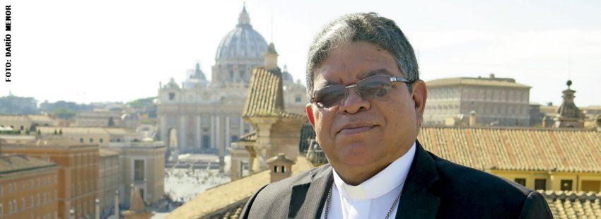 José Luis Azuaje, presidente de la Conferencia Episcopal de Venezuela