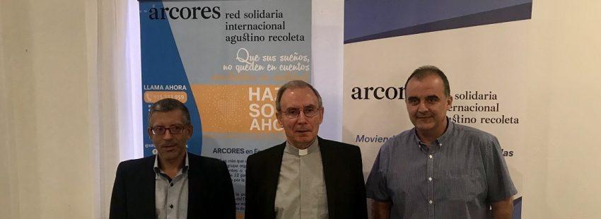 Miguel Miró, prior general de los Agustinos Recoletos