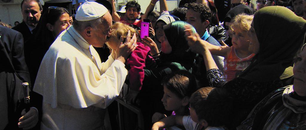 Fotograma del documental 'El papa Francisco: Un hombre de palabra'