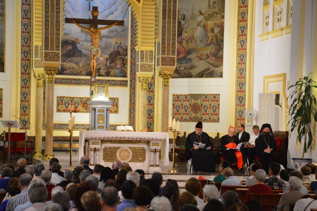 Oración ecuménica por el Cuidado de la Creación en Madrid