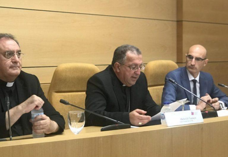 José María Gil Tamayo, Ginés García Beltrán y Jesús Avezuela