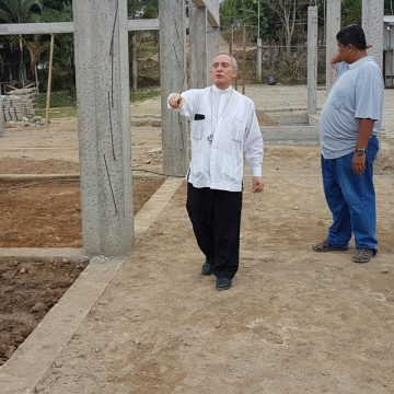 Lorenzo Voltoloni, arzobispo de Portoviejo (Ecuador) deja la mitra por la vida monástica
