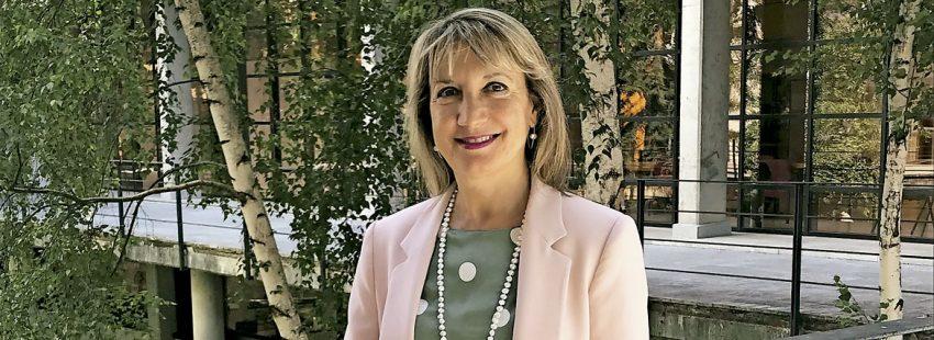 Lourdes Ruano, presidenta de la Asociación Española de Canonistas