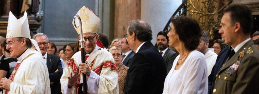 cardenal omella festividad de la mercé septiembre 2018