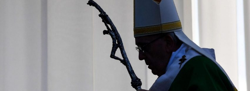 El Papa, en la misa celebrada en la ciudad lituana de Kaunas/EFE
