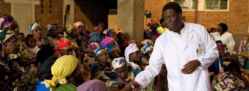 Nobel de la Paz para Mukwege y Murad por combatir violencia sexual en guerra