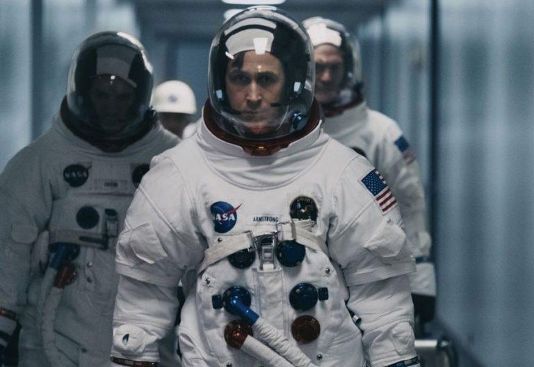 Fotograma de 'First Man (El primer hombre)'