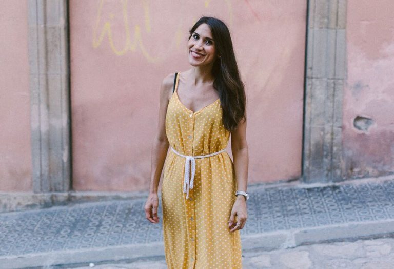 La bloguera vegana Gloria Carrión