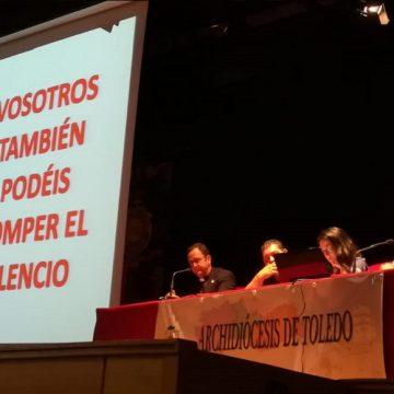 Formación del proyecto de caritas toledo de atención a las víctimas de violencia de genero