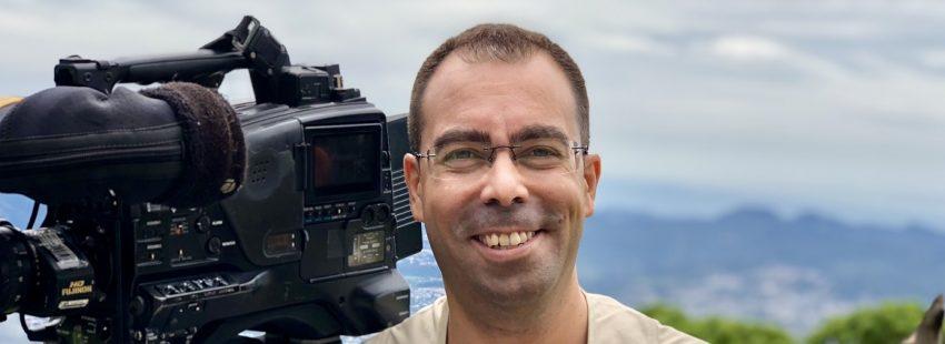 Antonio Montero en El Salvador. Nuevo director del programa Pueblo de Dios