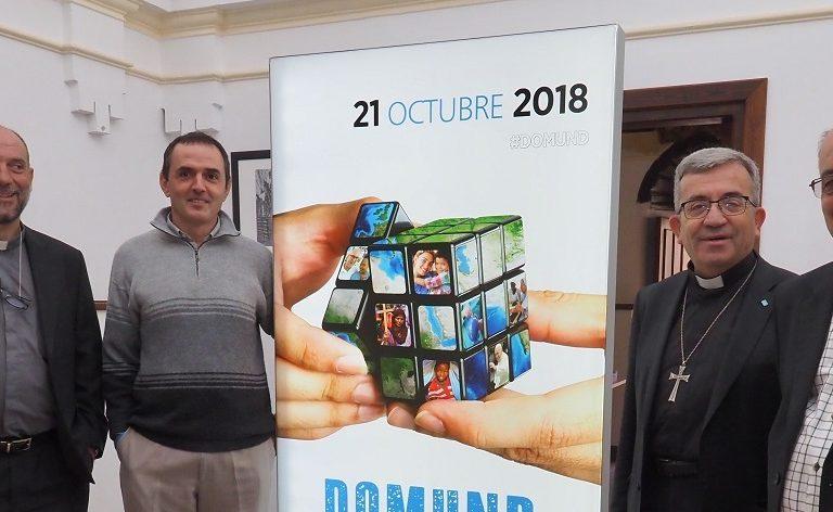Presentación de la campaña del Domund 2018