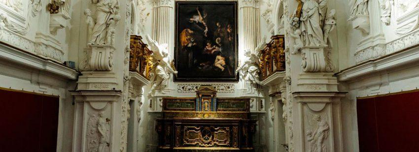 La Natividad de Caravaggio fue robada por un mafioso