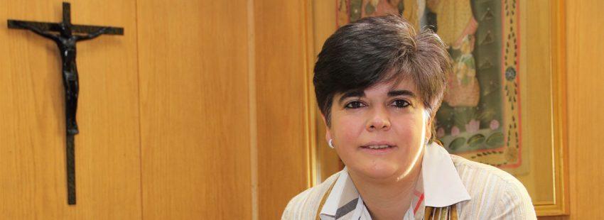 Carmen Peña, profesora de Derecho Matrimonial en Comillas