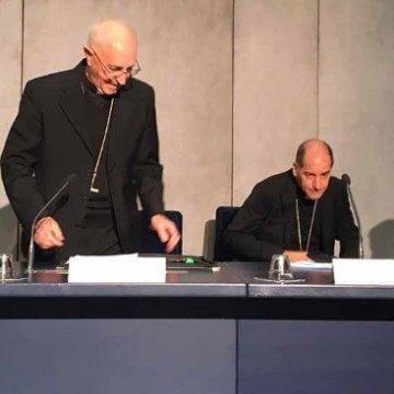 rueda de prensa en el vaticano sobre el domund 2018