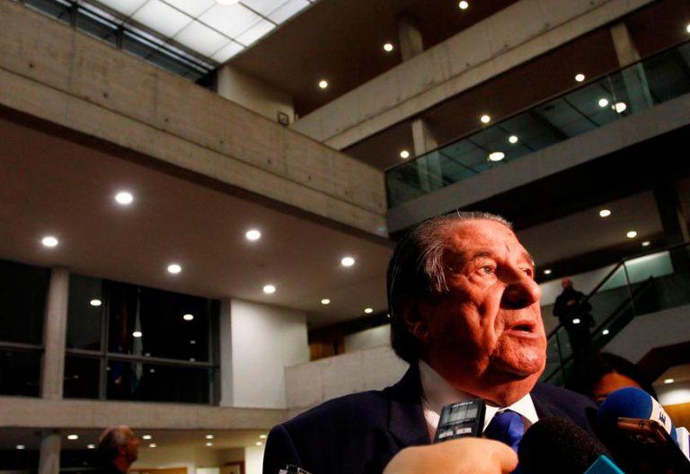 Francisco Vázquez, ex embajador ante la Santa Sede