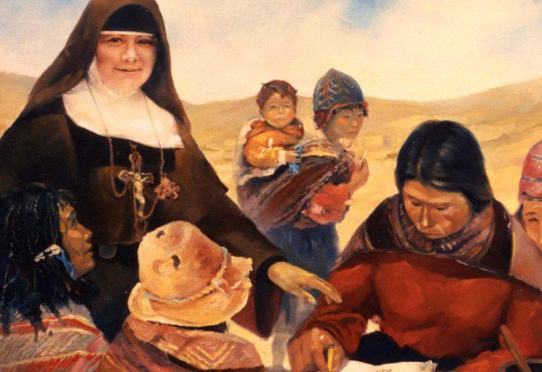 Madre Nazaria Ignacia, fundadora de las Misioneras Cruzadas de la Iglesia, canonizada el 14 de octubre de 2018