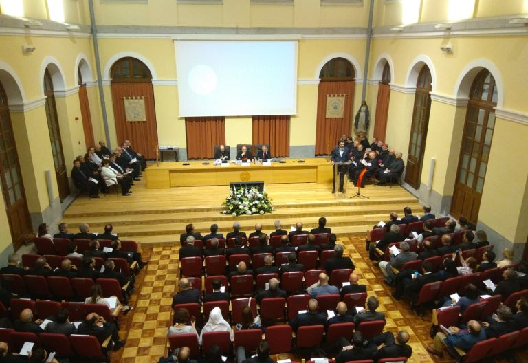osoro inaugura curso san damaso 2018/2019