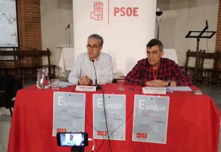 IV Convención de Cristianos Socialistas con Ramón Jauregui