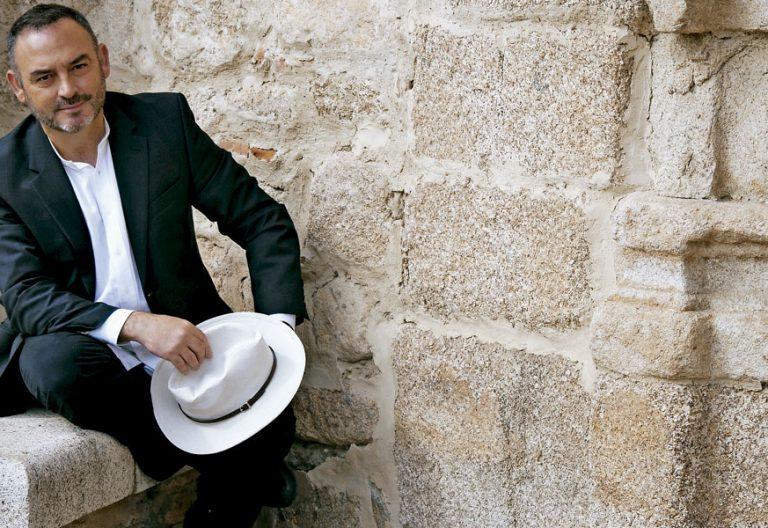 Jesús Sánchez Adalid presenta nuevo libro