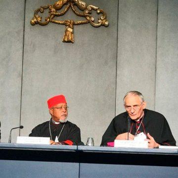 Briefing del Sínodo 18 octubre