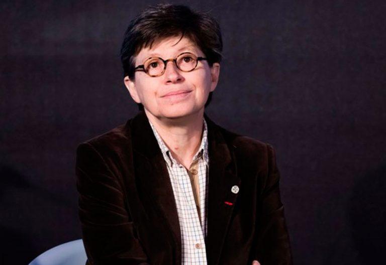 Veronique Margron, dominica, presidenta de la Conferencia de Religiosos de Francia