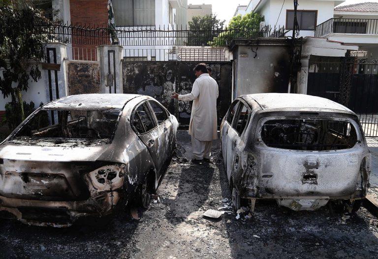 atentado pakistan seminario