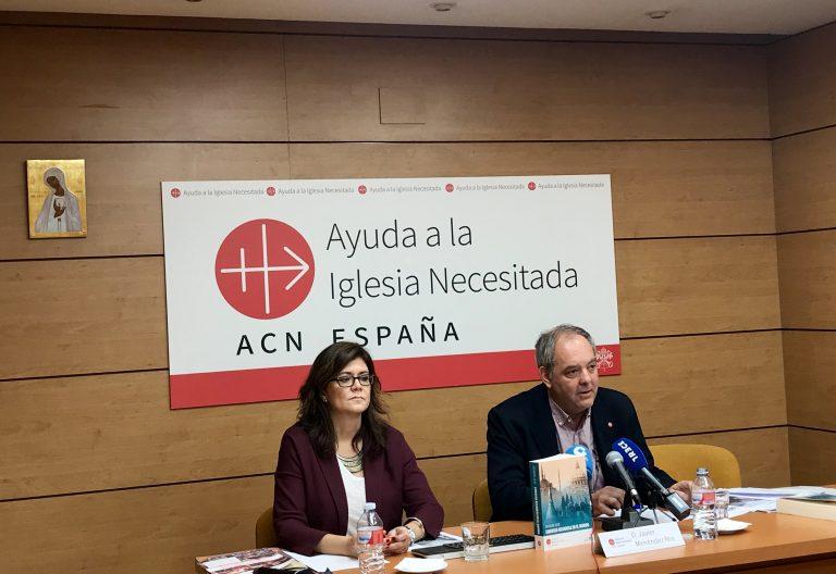 Presentación del Informe de Ayuda a la Iglesia Necesitada Libertad Religiosa 2018