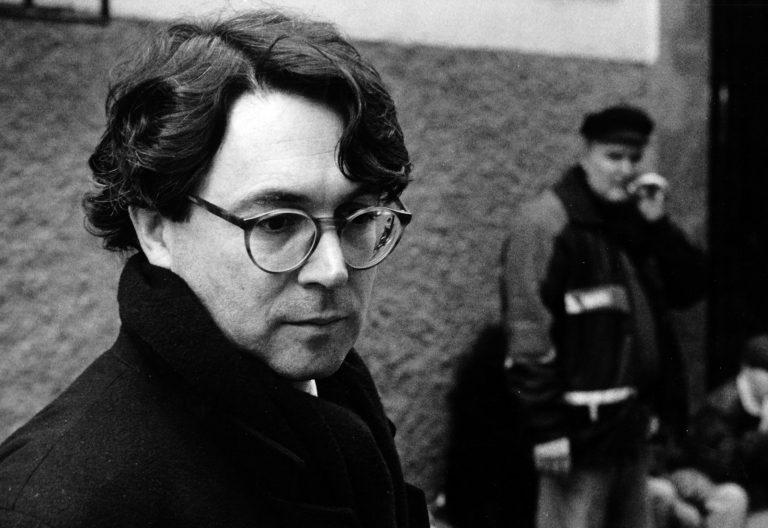 El escritor Andrés Trapiello
