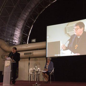 El cardenal prefecto de la Congregación para los Institutos de Vida Consagrada y las Sociedades de Vida Apostólica, Joao Braz de Aviz