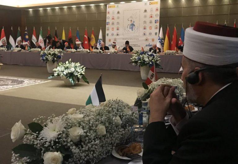 Madrid acoge la III Conferencia mundial sobre la contribución de las Religiones a la Paz y la Concordia