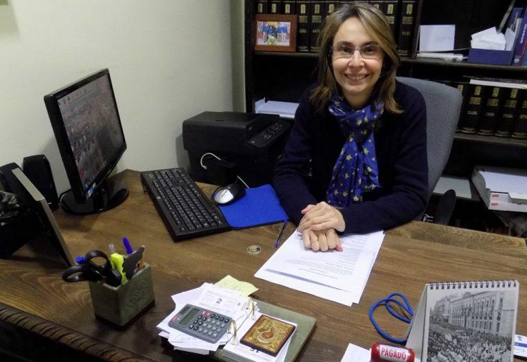Cristina Tarrero, directora del Museo de la Catedral de la Almudena