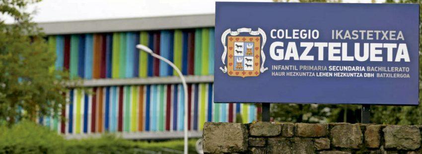Colegio Gaztelueta abusos opus dei Bilbao