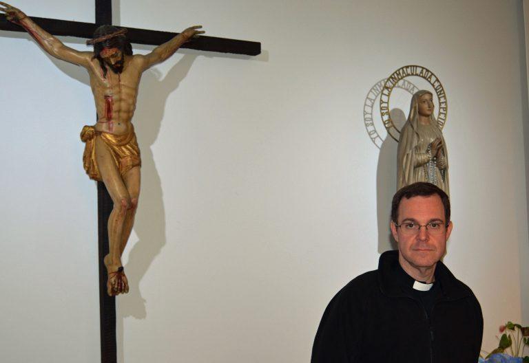 El sacerdote valenciano José Manuel Montaner
