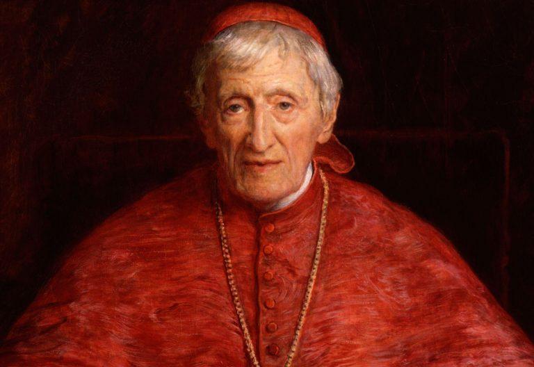Cardenal John Henry Newman