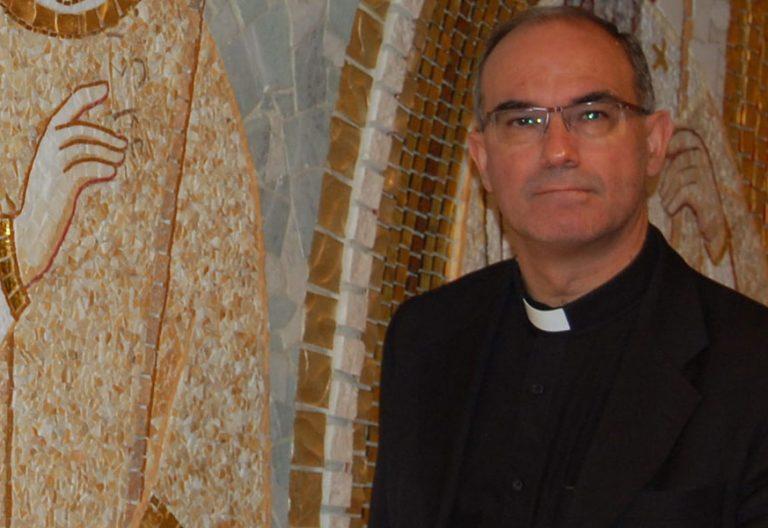 Juan Carlos Mateos diaconado