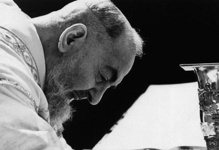 Fotograma del documental 'El misterio del Padre Pío'