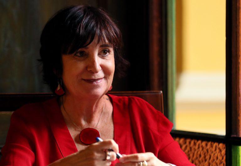 La periodista y escritora Rosa Montero