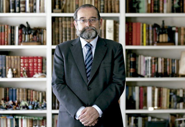Alfonso Bullón de Mendoza, presidente de la Asociación Católica de Propagandistas (ACdP)
