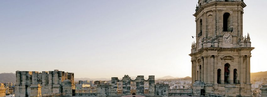 La catedral de Málaga, apodada 'la manquita'