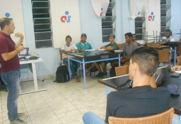 accion social tecnica brasil