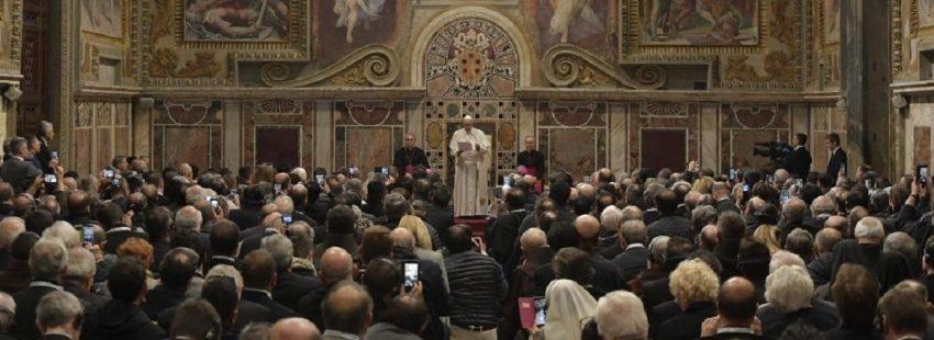 francisco discurso santuarios