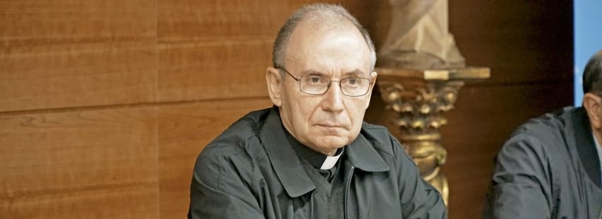 Miguel Miró, prior general de la Orden de Agustinos Recoletos