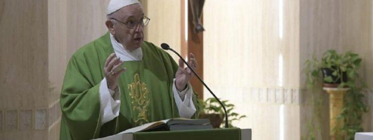 homilia santa marta papa francisco