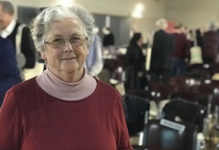 Paula Domingo, carmelita de la caridad vedruna