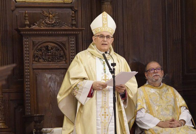 Ángel Fernández Collado toma posesión como nuevo obispo de Albacete el 17 de noviembre de 2018