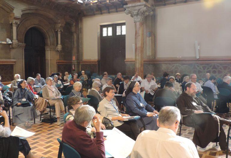 Asamblea General de la Unión de Religiosos de Cataluña