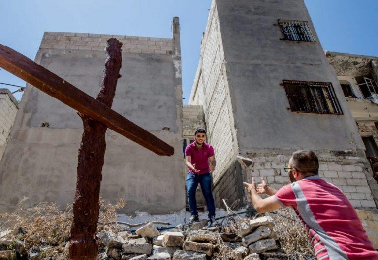 Un grupo de cristianos sirios reconstruye una escuela en Homs/ACN