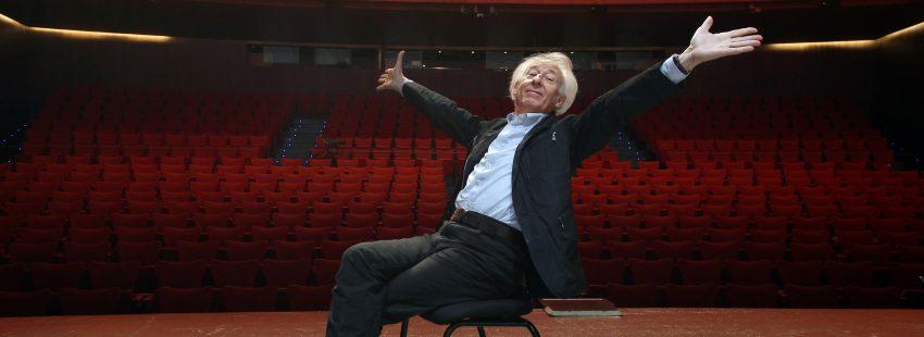 El actor y dramaturgo Albert Boadella