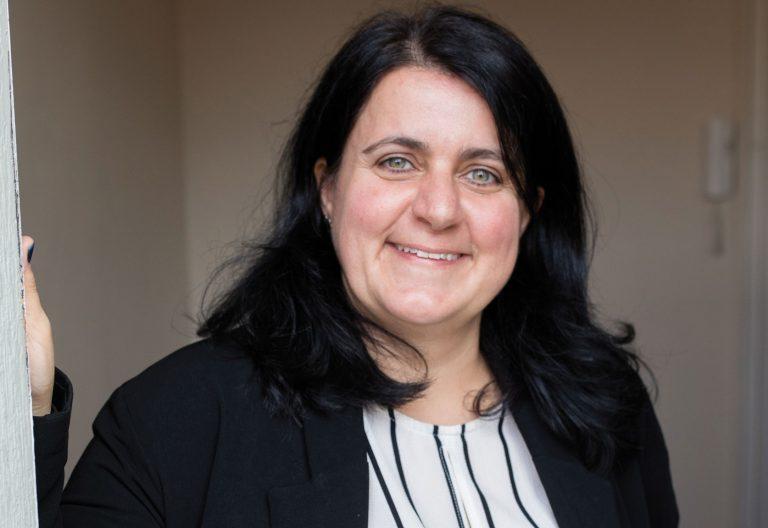 Cristina Ruiz Fernández, periodista