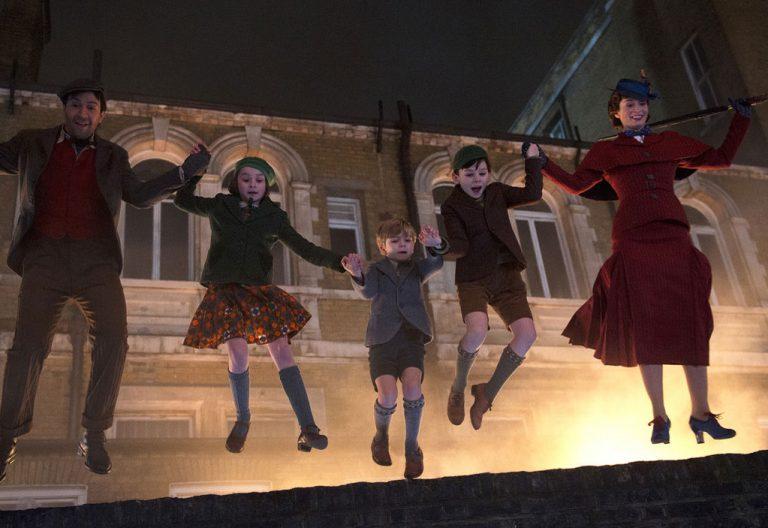 Fotograma de 'El regreso de Mary Poppins'